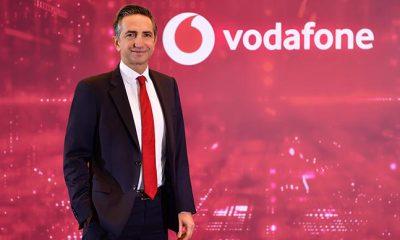 Vodafone son 15 yılda Türkiye'de 25 milyar liralık yatırım yaptı