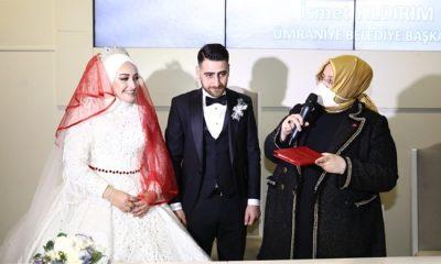 Bakan Selçuk, 15 Temmuz Şehidi Mehmet Şefik Şefkatlioğlu'nun Kızının Nikah Şahidi Oldu