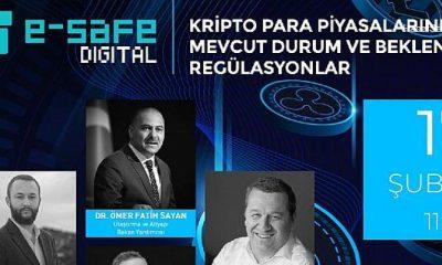 Kripto para piyasalarında mevcut durum çevrimiçi etkinlikte masaya yatırılacak