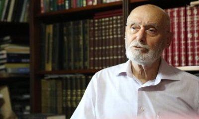 """Prof. Dr. Ali Özek Hocamıza Allah'tan Rahmet Diliyoruz"""""""