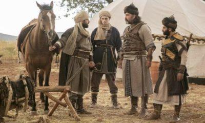 """TRT'nin """"Mavera"""" Dizisi Kazakistan'da yayınlanmaya başlıyor"""