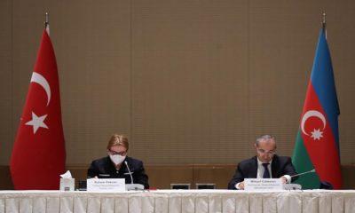 Türkiye ile Azerbaycan arasında e-Ticaret Mutabakat Zaptı imzalandı