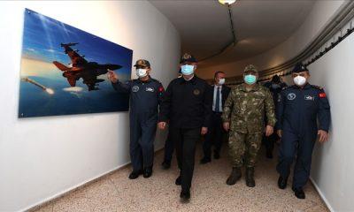 Millî Savunma Bakanı Hulusi Akar: Bugün Bir Mağarada 7 Terörist Daha Etkisiz Hâle Getirildi, Etkisiz Hâle Getirilen Terörist Sayısı 53'e Yükseldi