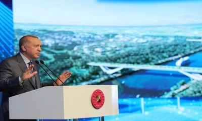 """""""Kanal İstanbul, ülkemizin en önemli değerlerinden biri olarak tarihteki yerini alacaktır"""""""