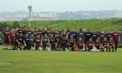 Süper Lig 2021 – 2022 sezonu hazırlıklarımız bugün yapılan antrenmanla başladı.