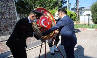 Birecik'in Düşman İşgalinden kurtuluşunun 101. Yıl Dönümü Tören ile Kutlandı