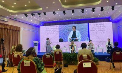 BakanYanık, G20 Kadınların Güçlendirilmesi Bakanlar Konferansı'na Katıldı