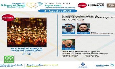 ÇARDAK ALTI SOHBETLERİ 'GELECEK' TEMASI İLE BAŞLIYOR