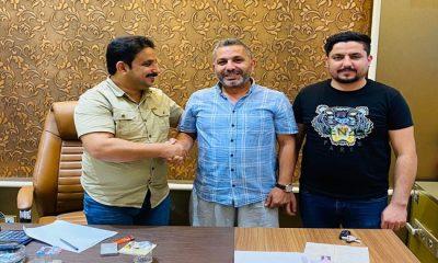 Mebrur Turizm Farkıyla Irak ülkesinin En büyük Turizm Şirketi ile Kerbela Turları Anlaşması yapıldı