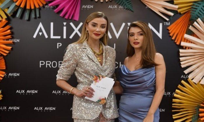 Alix Avien Paris'den Unutulmaz Gece