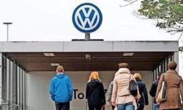 Almanya'nın otomotiv devi Volkswagen'in 30 bin çalışanının işine son vermeyi planladığı ileri sürüldü