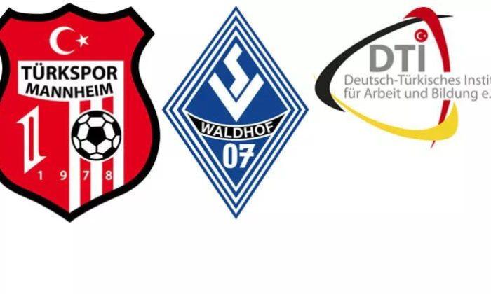 Türkspor Mannheim ile bir yardım maçı düzenliyor